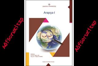 Aöf Arapça Pdf indir, Aöf Destek, Aöf İlahiyat, Aöf Soru, Arapça 1 Ders Kitabı, Ders Kitapları, İlahiyat Ders Kitapları