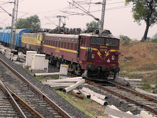 Wag 5 engine Python train