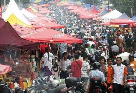 Bazar Ramadhan Dan Aidilfitri Di Kedah Dibatalkan