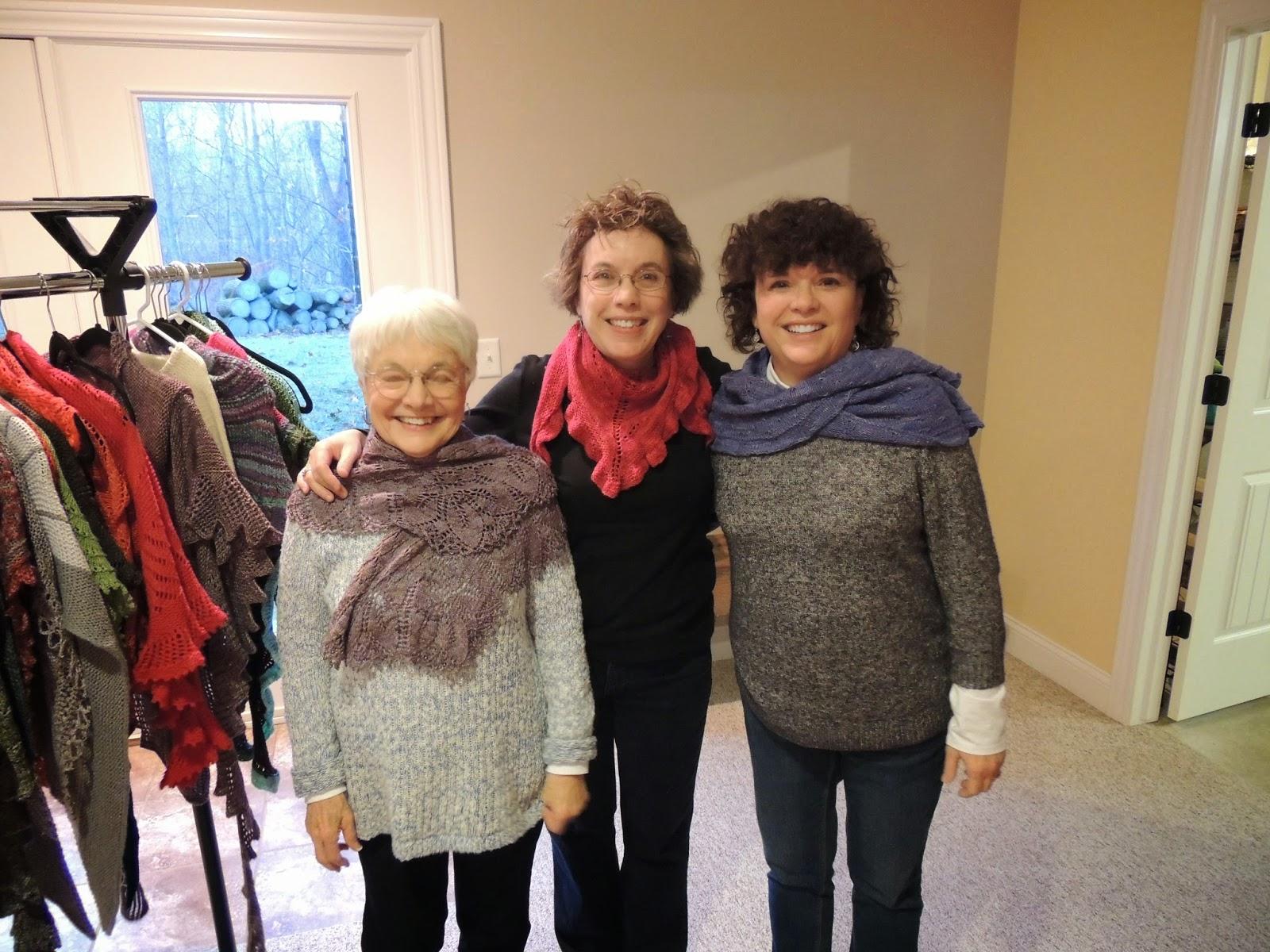 Knitting Pipeline: January 2015