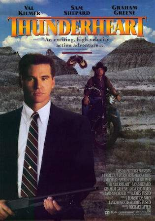 Thunderheart 1992 WEB-DL 400MB Hindi Dual Audio 480p Watch Online Full Movie Download bolly4u