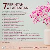 7 PERINTAH & LARANGAN