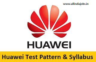 Huawei Test Pattern