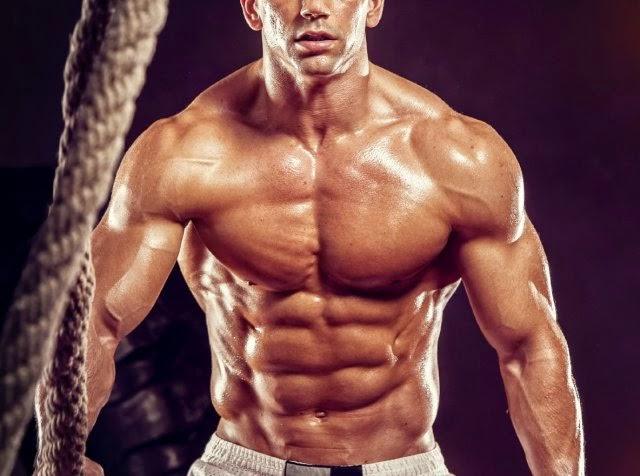 تضخيم العضلات وحرق الدهون فى نفس الوقت