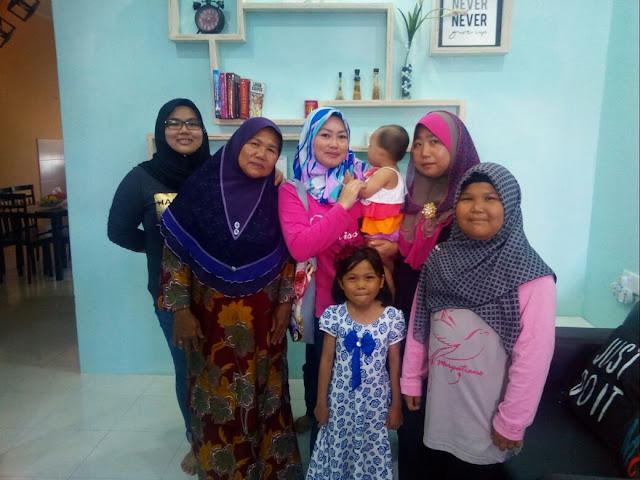 Homestay Seri Manjung Lumut | Puan Hidayah dan Keluarga