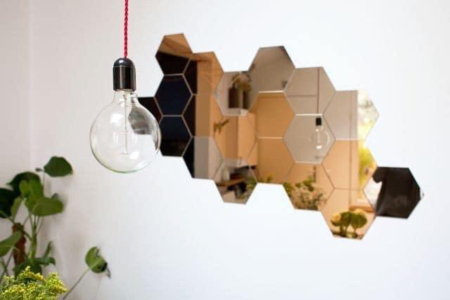 tips honefoss mirror design idea susun atur cermin honefoss