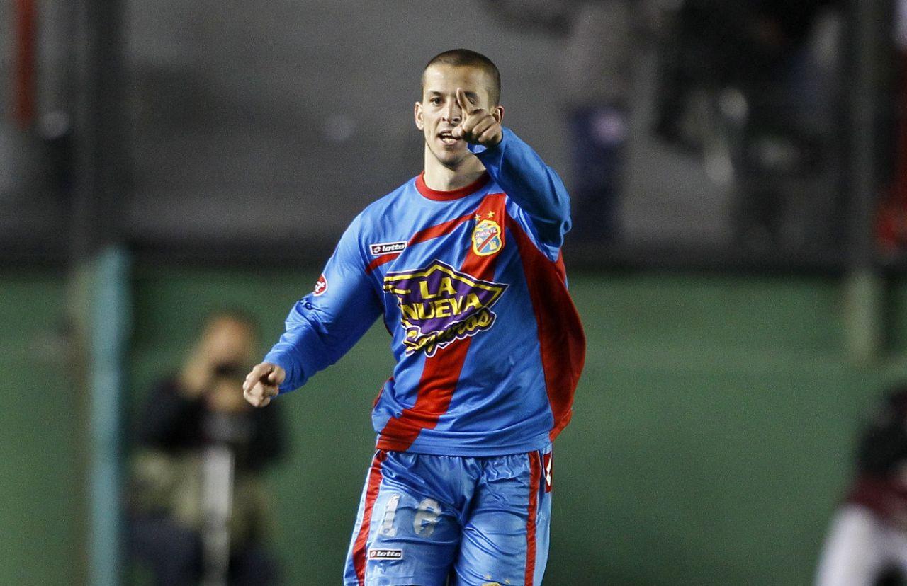 Dario benedetto - Arsenal de Sarandi - 16 ans