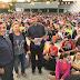 Más de 800 jovenes en la perenigración de Guadalupe