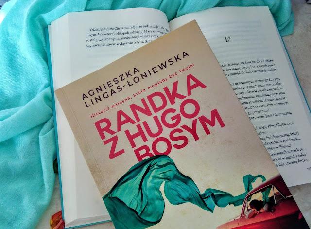 Biblioteczka Burda Książki: Agnieszka Lingas - Łoniewska - Randka z Hugo Bosym (recenzja)