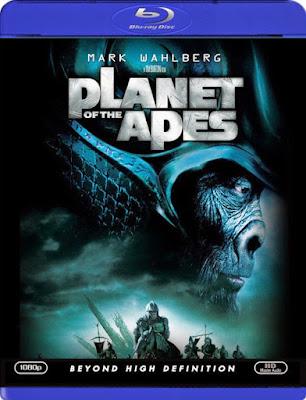 Planet of the Apes (2001) 480p 350MB Blu-Ray Hindi Dubbed Dual Audio [Hindi + English] MKV