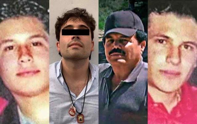 """Néstor Ernesto Pérez Salas """"El 09"""" y """"Chiken Little"""" pero la mayoría lo conoce como El Nini dicen es de Aguascalientes y tener 28 años y ser jefe de seguridad de Los Chapitos"""