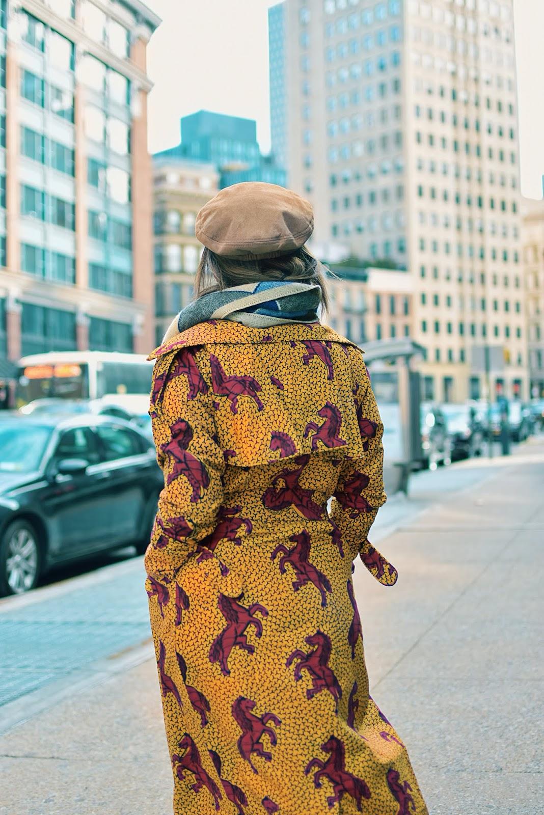 NYFW | HAKAN AKKAYA'S GLAM ROCK COLLECTION by Mari Estilo