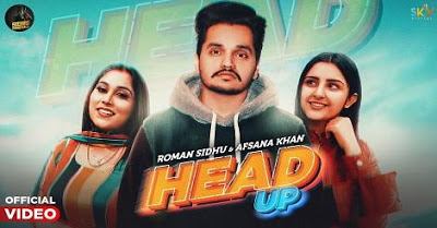 Head Up Lyrics in English - Roman Sidhu