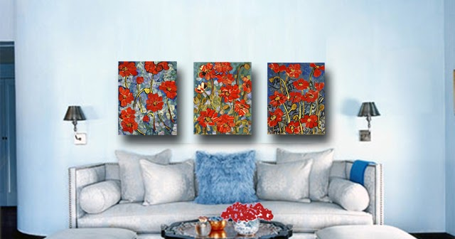 Art Blog For Creative Living Color Your World With Bright