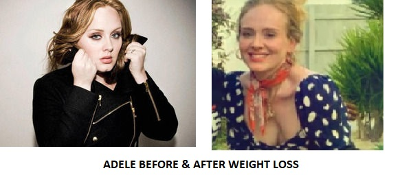 Singer Adele looks Totally unrecognizable in her new ...