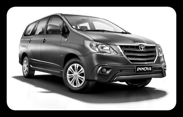 Toyota Innova 2016 release