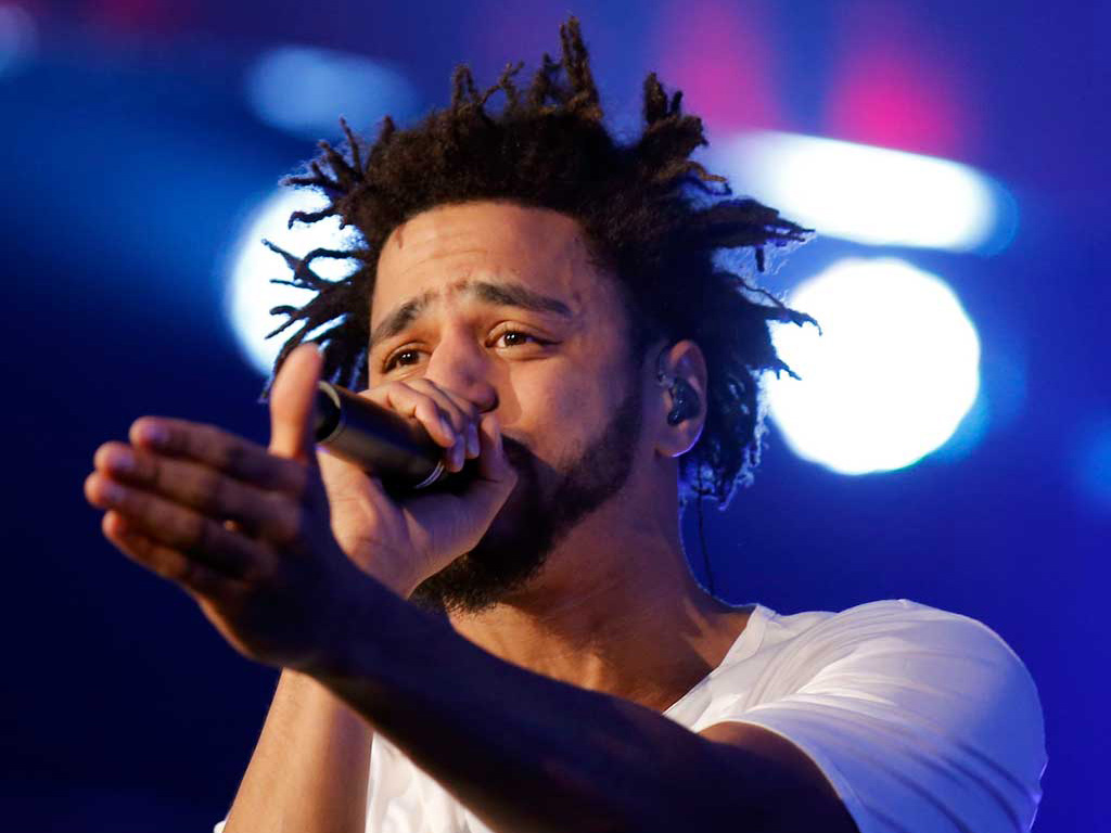 "J. Cole Says Kendrick Lamar Motivated Him To Record ""KOD"""