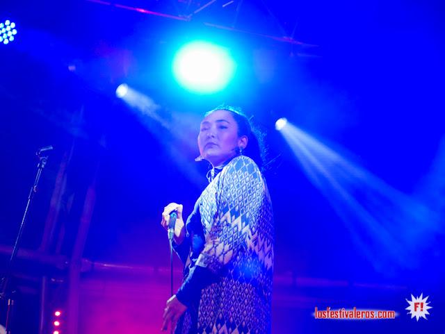 Elaha Soroor & Kefaya y los sonidos afganos