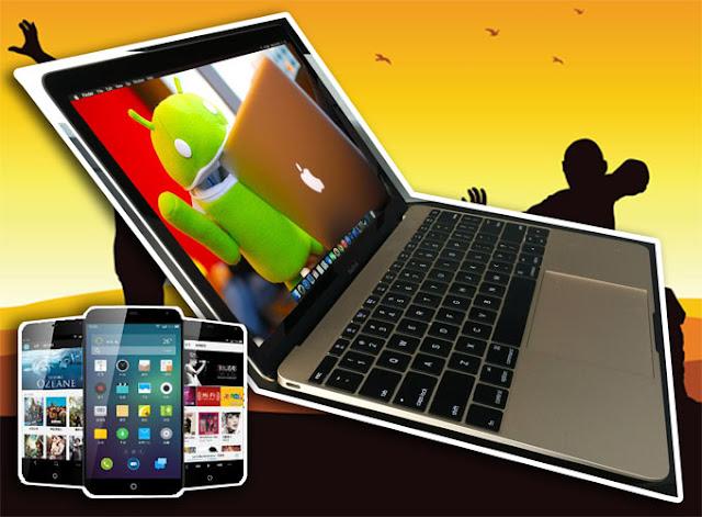 Cara menghubungkan smartphone android ke komputer MacOS X