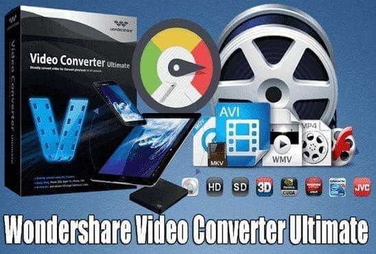 تحميل وتفعيل برنامج Wondershare Video Converter Ultimate عملاق تحويل صيغ الفيديو