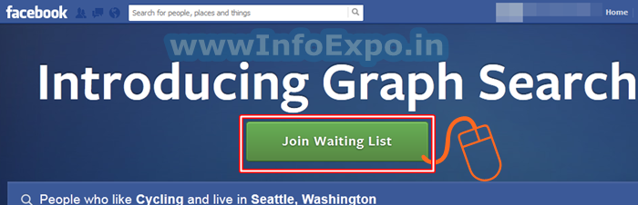 free invitations to Graph Search Beta   www.InfoExpo.in