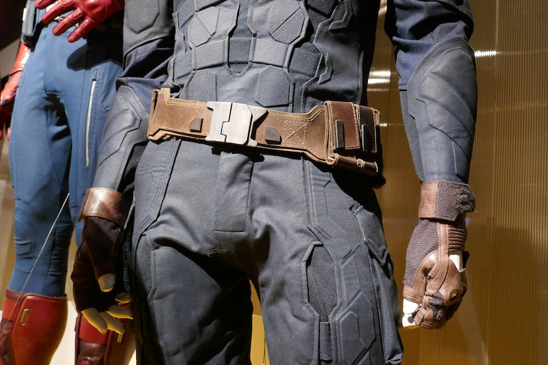 Captain America Winter Soldier costume belt