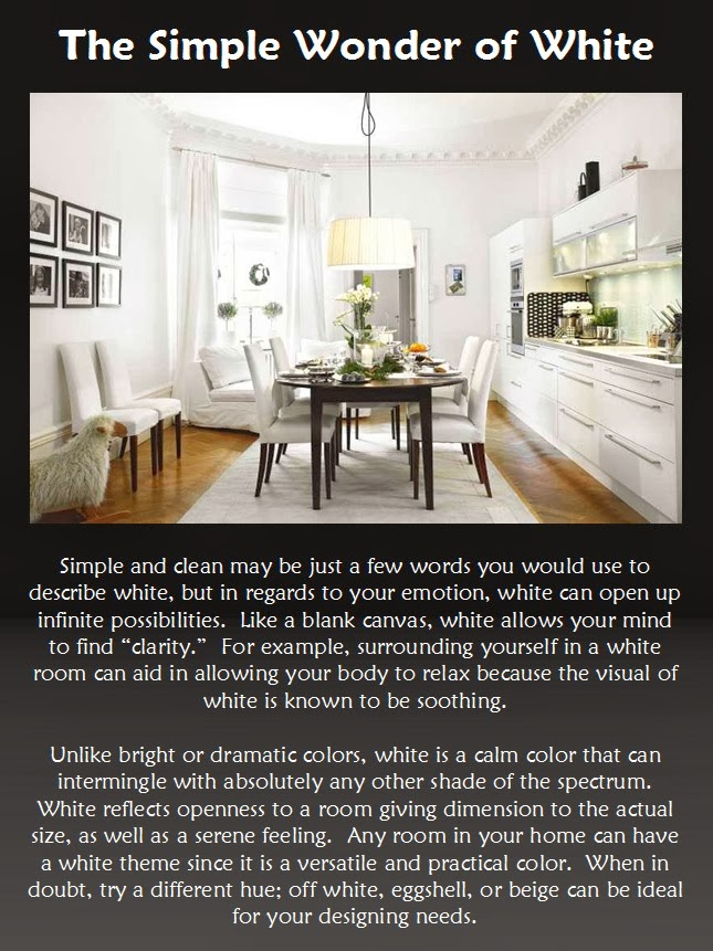 The Simple Wonder Of White Holly Volpe Interior Designs