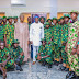 Remain a gallant soldier and remember your Allegiance to nation when they're commissioning you ~ Oyetola charged the newly recruited Army.