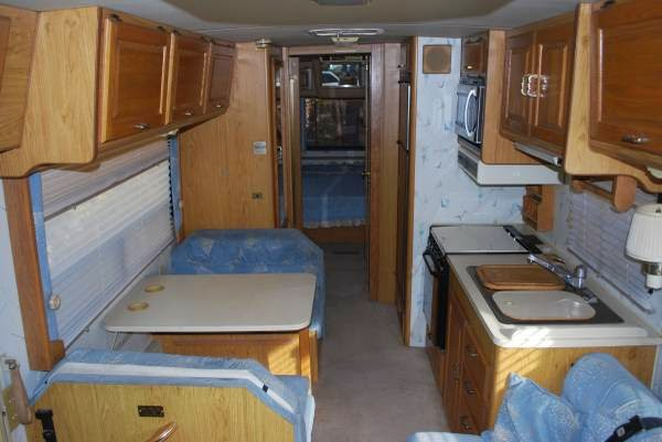 Winnebago Chieftain Rv Interior