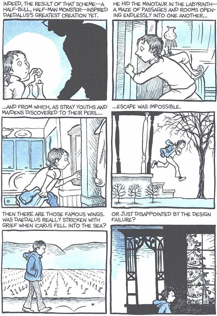 Read Fun Home: A Family Tragicomic - Chapter 1, Page 11