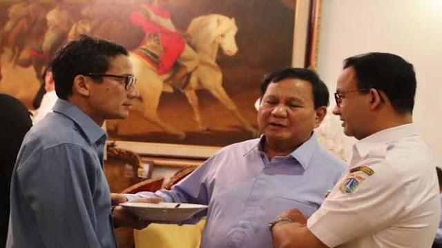 Kalau Gerindra Dukung Anies, Harapan Prabowo Memenangkan Pilpres Semakin Tipis