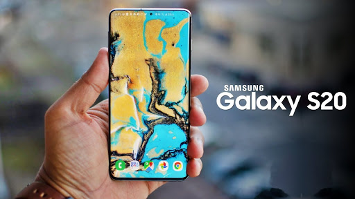 SORTEIO Do Samsung Galaxy S20!!