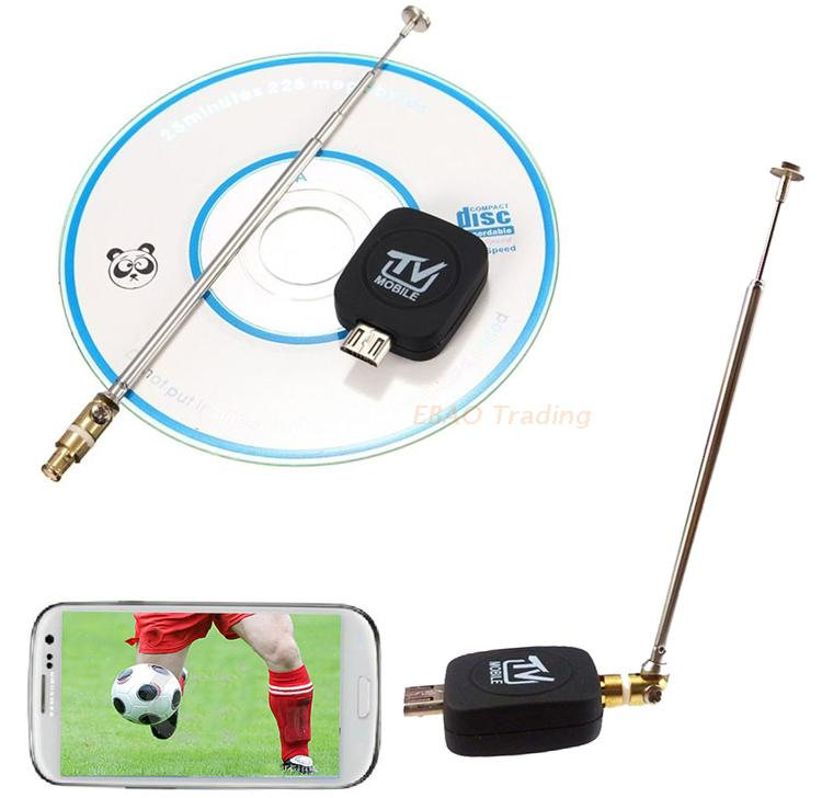 OEM EzTV Mini DVB-T Receiver Dongle For Android (T1000)