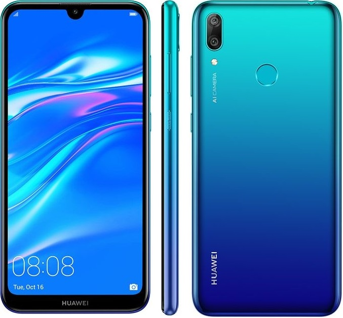 موبايل Huawei Y7 Prime 2019 بسعر 2299 جنيه على جوميا مصر