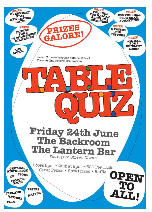 Pub Quiz Poster Template the worst case scenario survival quiz – Quiz Night Poster Template Free
