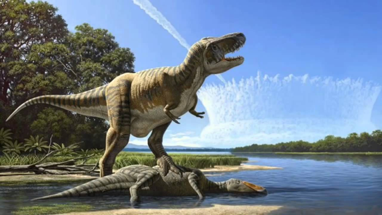 """extinction of dinosaurs Dinosaurs in decline long before asteroid catastrophe, study reveals  """"we find  that the end-cretaceous mass extinction was caused by a."""