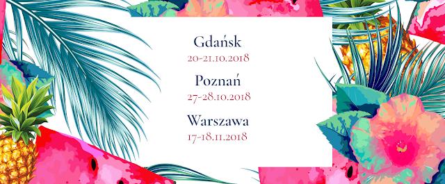 Jesień pod znakiem targów EKOCUDA. Gdańsk, Poznań, Warszawa - jesteście gotowi?
