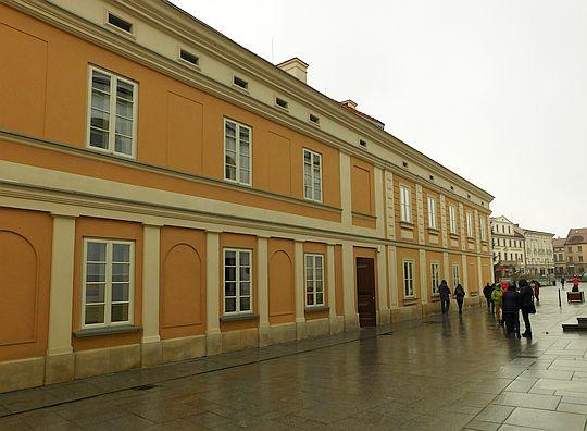 Dom rodzinny Jana Pawła II.
