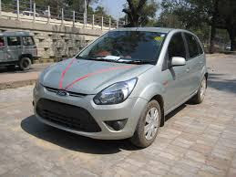 ford figo 2010 diesel model mileage