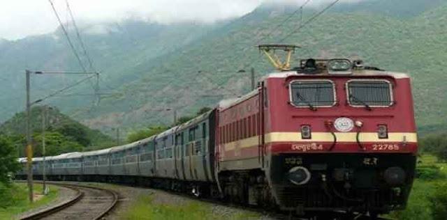रेलवे मे 2907 पदों पर निकाली वैकेंसी