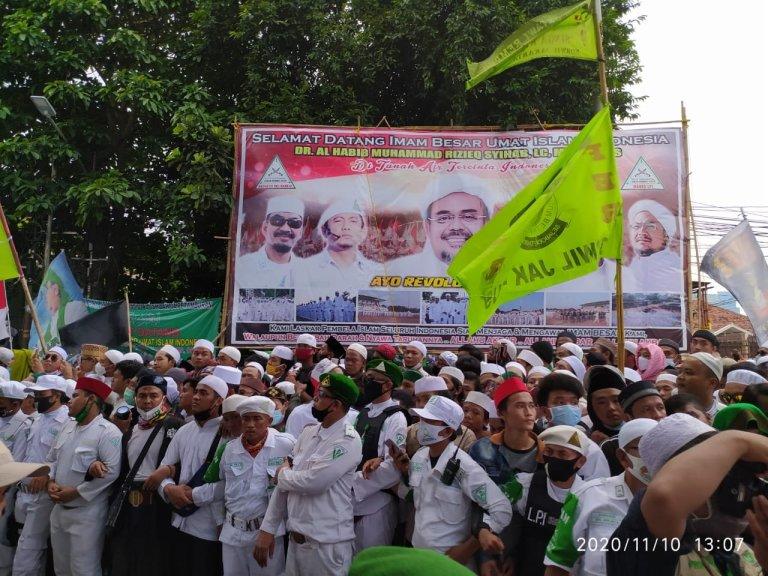 Vonis HRS Tidak Adil, PKS: Ngeri, Rakyat Bisa Ambil Jalan Sendiri