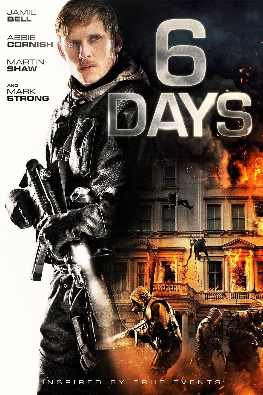 مشاهدة فيلم 6 Days 2017 مترجم