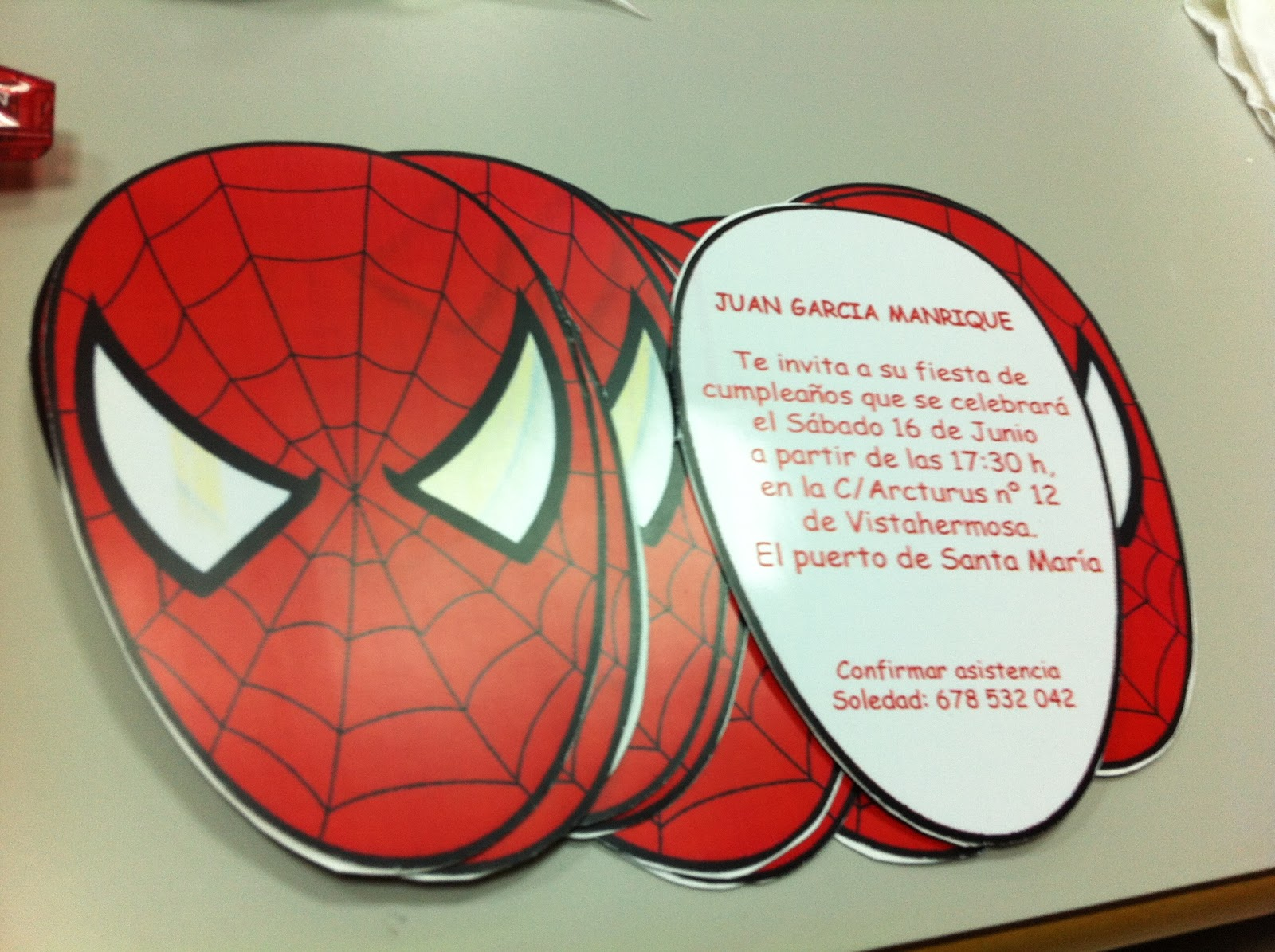 invitaciones de spiderman para editar kays makehauk co