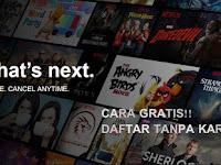 Cara Terbaru Daftar Dan Nonton Netflix Tanpa Kartu Kredit