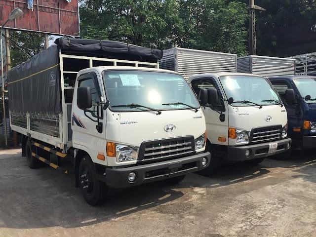 Hyundai hd120S Tư vấn mua xe tải Hyundai HD120S 8,5 tấn Đô Thành xe 8 tan do thanh hd120s