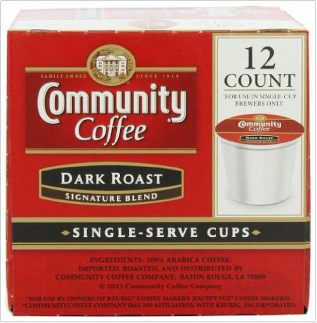 Community Coffee K Cups Dark Roast
