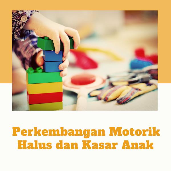 Kenali Perkembangan Motorik Halus dan Kasar Anak Usia 3 Tahun