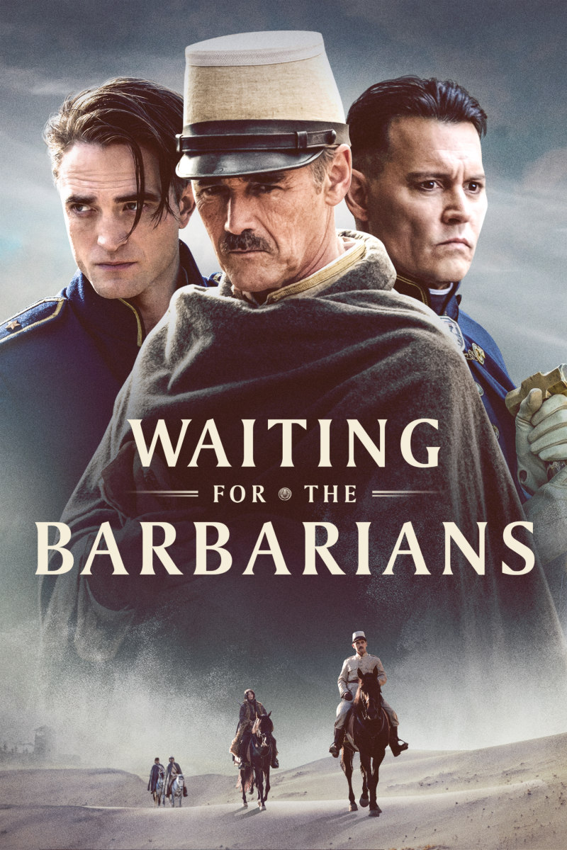 Waiting for the Barbarians poster