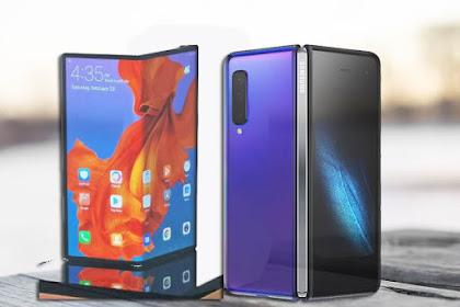 Samsung Galaxy Fold, Smartphone Lipat Buatan Samsung