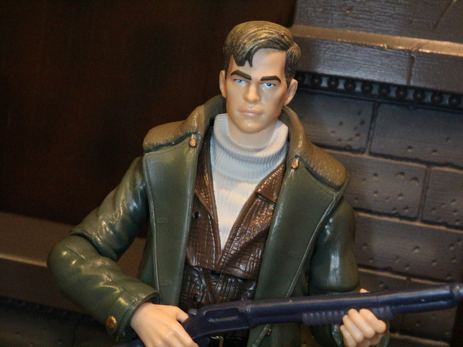 Action Figure Review Steve Trevor From DC Comics Multiverse Wonder Woman By Mattel